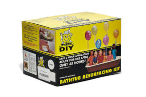 TUBBY DIY Bath Resurfacing Kit-0