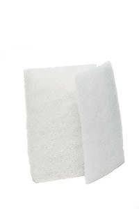 White application cleaning pads-65
