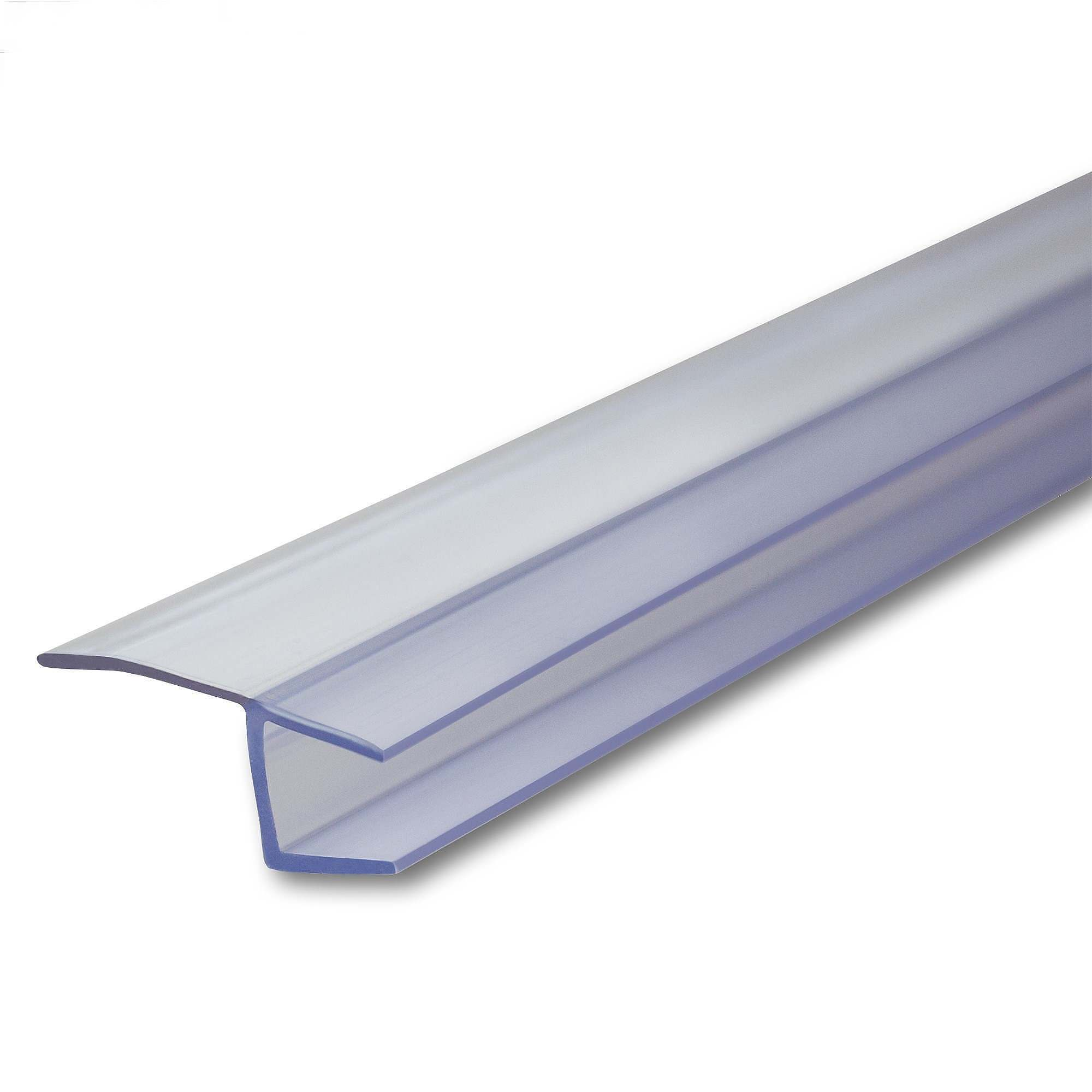 Straight Shower Door Seal Surface Protect Glass Cleaning Glass Protection And Bath Resurfacing
